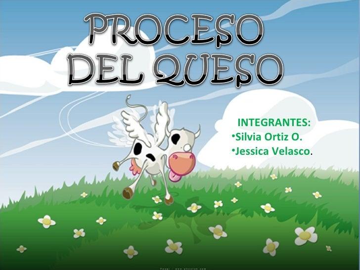 <ul><li>INTEGRANTES: </li></ul><ul><li>Silvia Ortiz O. </li></ul><ul><li>Jessica Velasco . </li></ul>