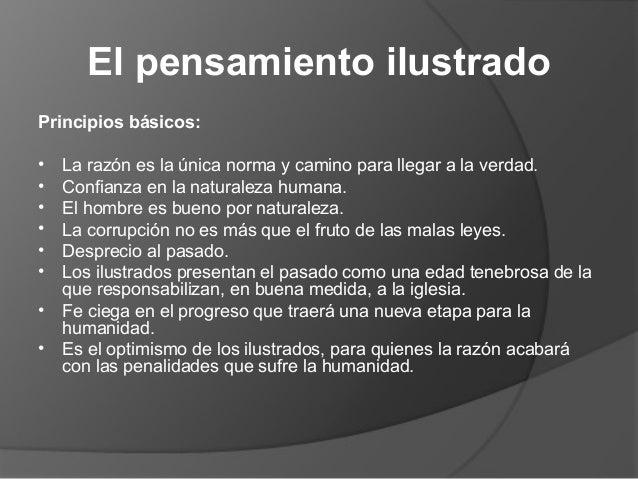 La Ilustración en España • El movimiento enciclopedista, logró una minoría de seguidores con las directrices de la Ilustra...