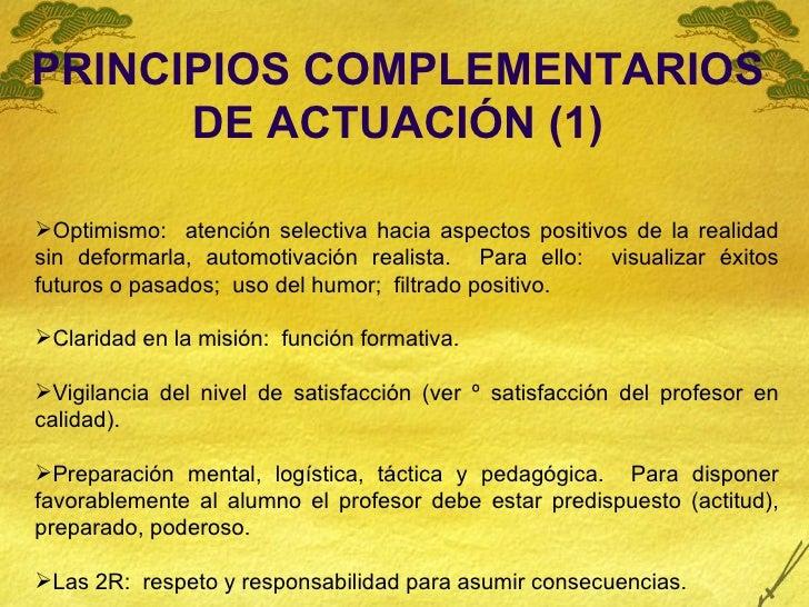 <ul><li>Optimismo:  atención selectiva hacia aspectos positivos de la realidad sin deformarla, automotivación realista.  P...