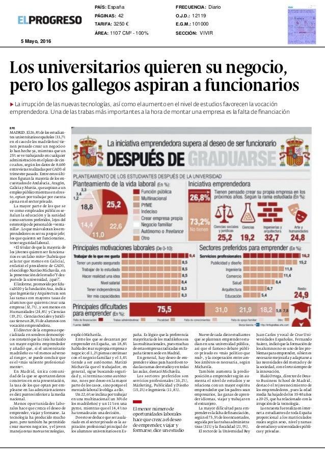 paña. Es lógico que la preferencia mayoritaria de los madrileños sea lasmultinacionales,puesmuchas deestasempresasradicada...