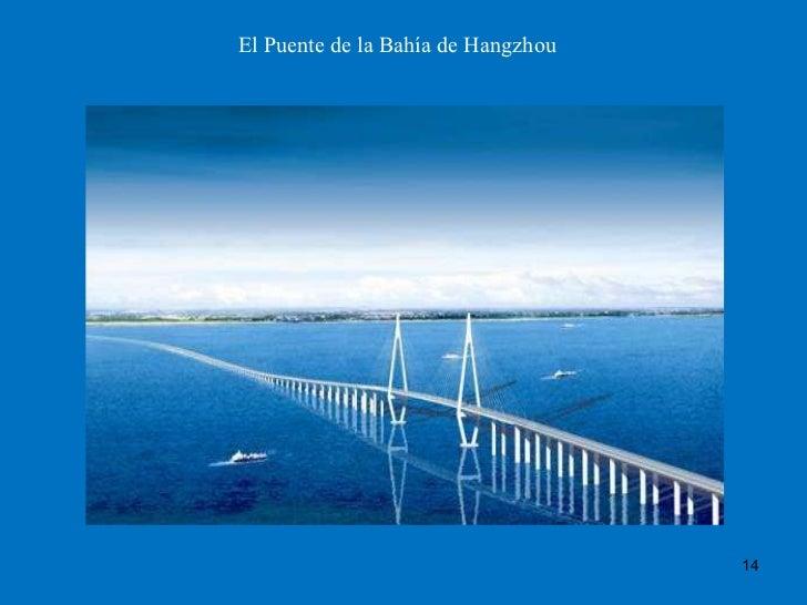 El Puente de la Bahía de Hangzhou