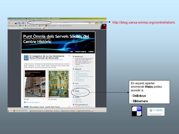 El punt mnia del centre hist ric de lleida a la xarxa for Oficina virtual generalitat