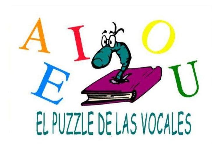 El puzle de las vocales