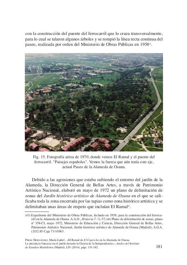 El ramal de el capricho en la alameda de osuna for Jardin historico el capricho paseo alameda de osuna 25