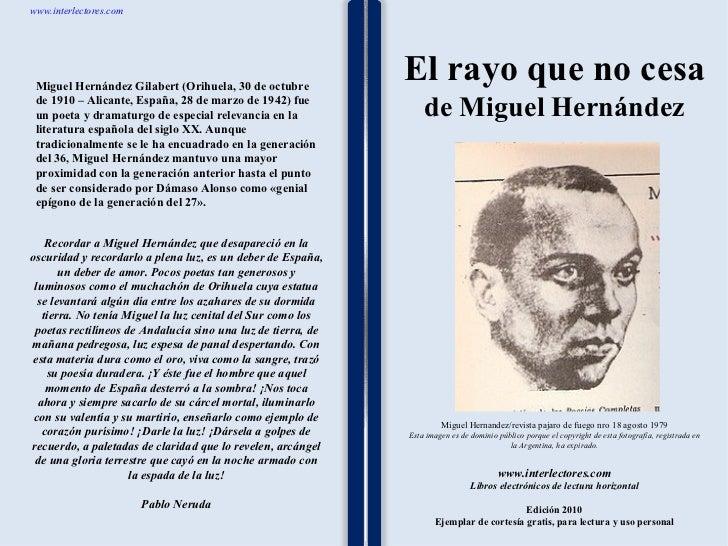 1 1 1 1 1 1 1 1 1 1 1 1 1 1 1 1 1 1 1 1 1 1 1 1 Recordar a Miguel Hernández que desapareció en la oscuridad y recordarlo a...