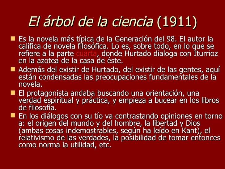 El Arbol De La Ciencia Pio Baroja