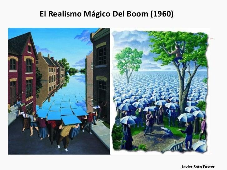 El Realismo Mágico Del Boom (1960) Javier Soto Fuster