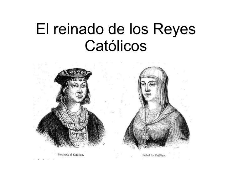 El reinado de los reyes cat licos for Pisos el encinar de los reyes