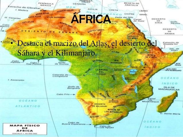 ANTÁRTIDA• Es el continente con la mayor altura media  sobre el nivel del mar. El punto más elevado es  el monte Vinson.