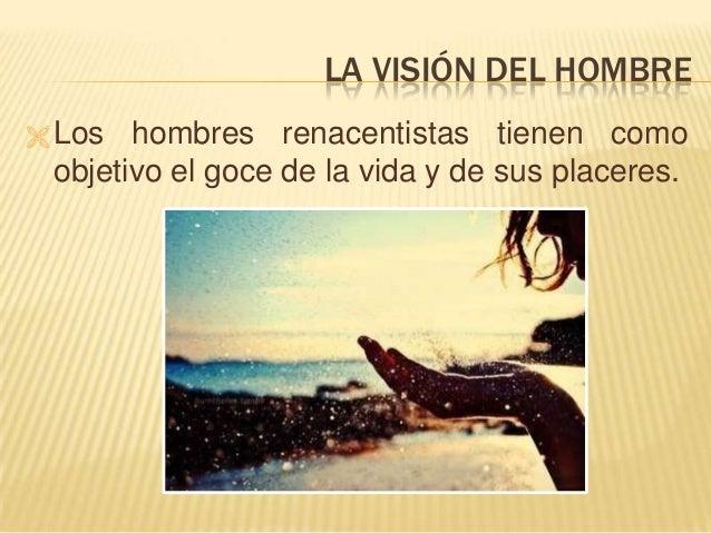 17e4576e5de LA VISIÓN DEL HOMBRE ...