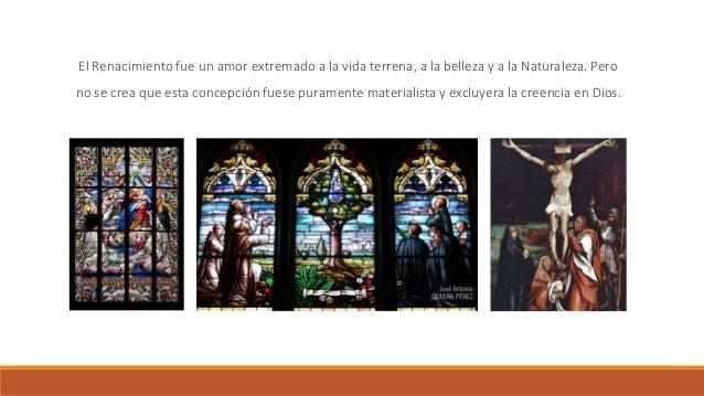 La Fe, la Religión, incluso la vocación sacerdotal, durante el Renacimiento, no fueron incompatibles con los goces del mun...