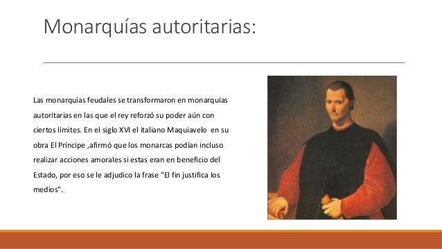 LOS INSTRUMENTOS DEL PODER MONÁRQUICO: Unificaron el territorio. Sometieron todos los poderes a la autoridad del rey. Mejo...