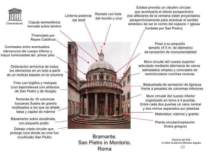El renacimiento arquitectura del cinquecento for Arquitectura quattrocento y cinquecento