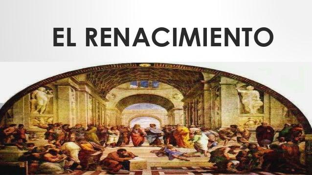 El renacimiento y el humanismo Slide 3