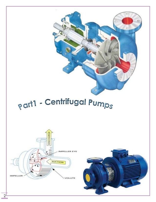 Centrifugal & Reciprocating Pumps