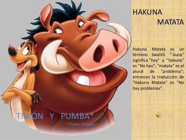 Hakuna Matata Significado Hanukkah Event