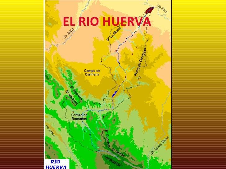 EL RIO HUERVA