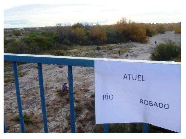 Problemática del río Atuel
