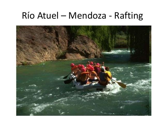 Río Atuel – Mendoza - Rafting