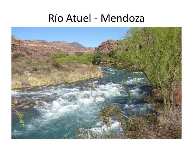 Río Atuel - Mendoza