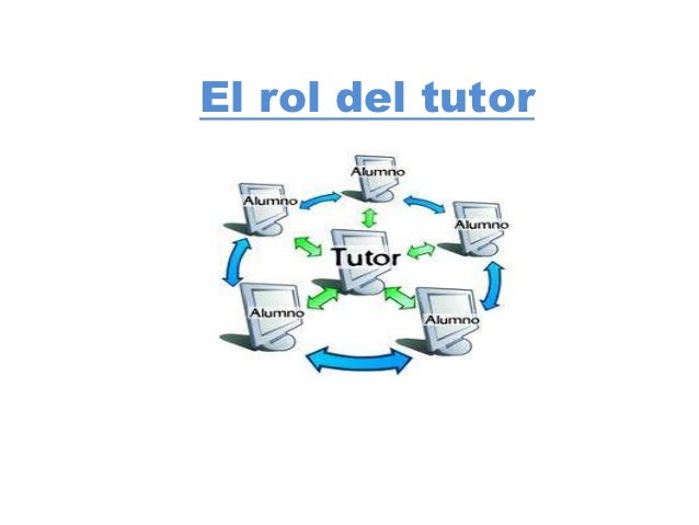 El rol del tutor