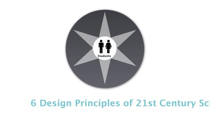 21st                   Students     6 Design Principles of 21st Century Sch