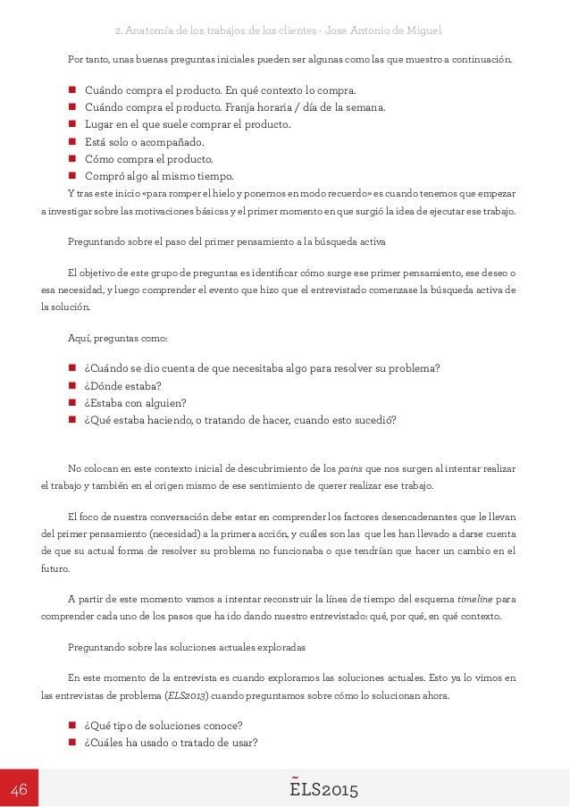 ELS2015. El estado del arte del emprendimiento Lean en España. Edició…