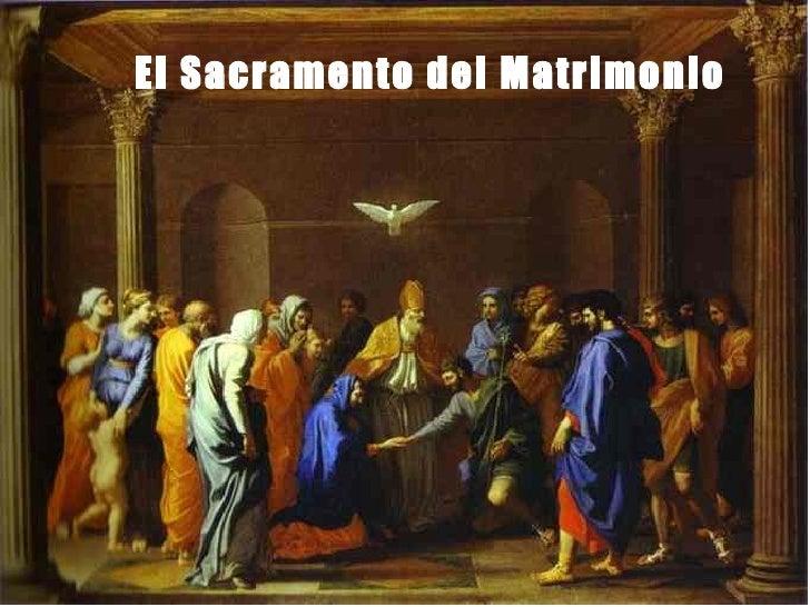 Juramento En El Matrimonio Catolico : El sacramento del matrimonio