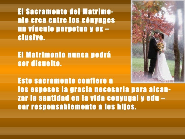 Matrimonio Catolico Hijos : El sacramento del matrimonio