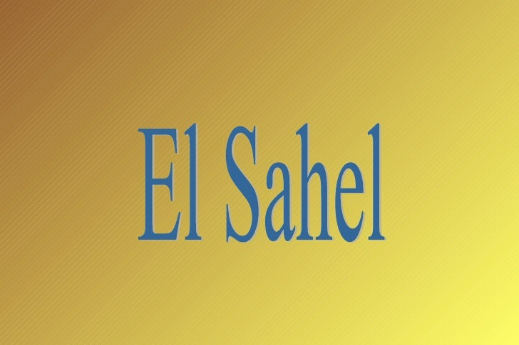 El Sahel