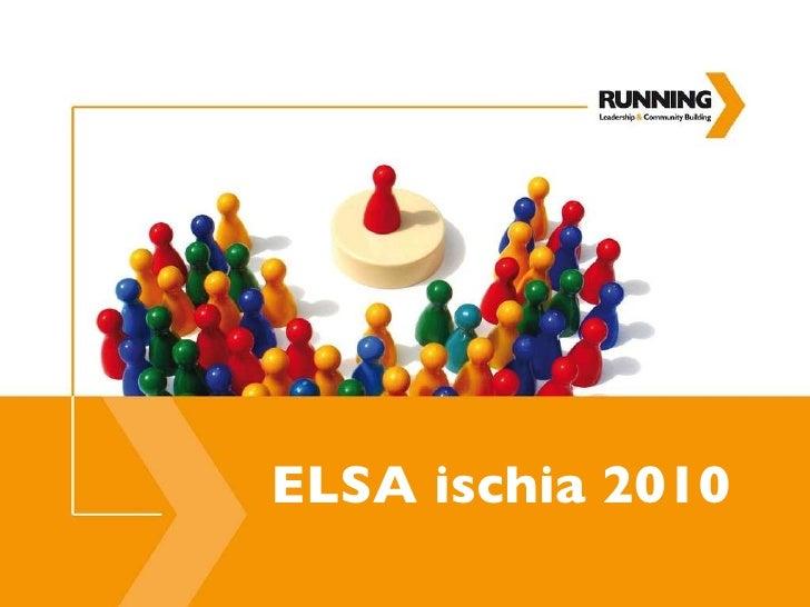 ELSA ischia 2010