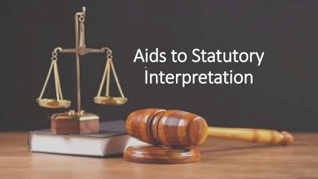 statutory interpretation and human rights Statutory interpretation although judges frequently refer to the concept of purposive statutory construction interpretation and human rights.