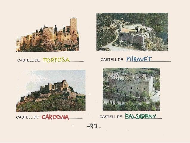 CASTELL DE  ML  CASTELL DE  Lg  I MOLTS MES . ...  ..