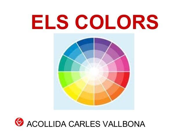 ELS COLORS ACOLLIDA CARLES VALLBONA