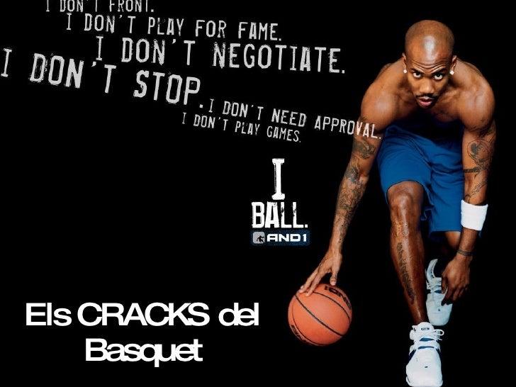 Els CRACKS del Basquet