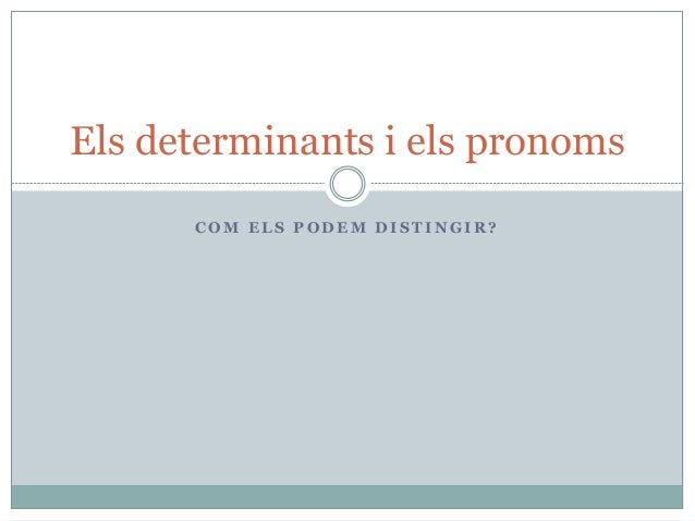 Determinants of l e t performance of the