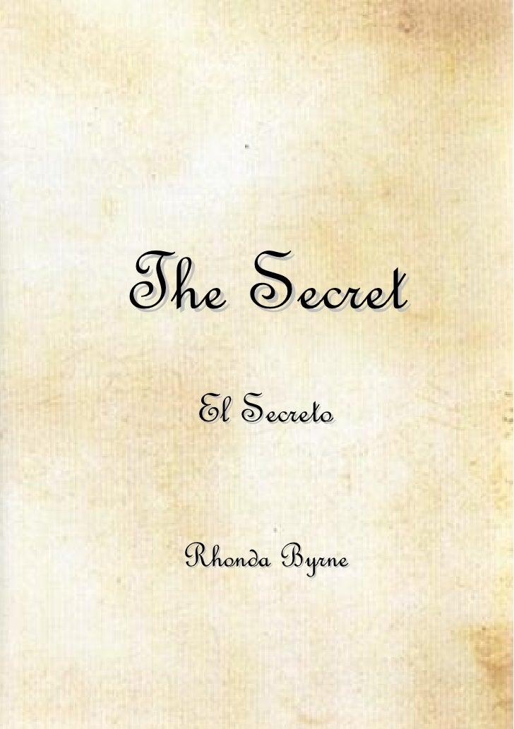 the secret rhonda byrne pdf