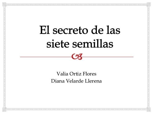 Valia Ortiz FloresDiana Velarde Llerena