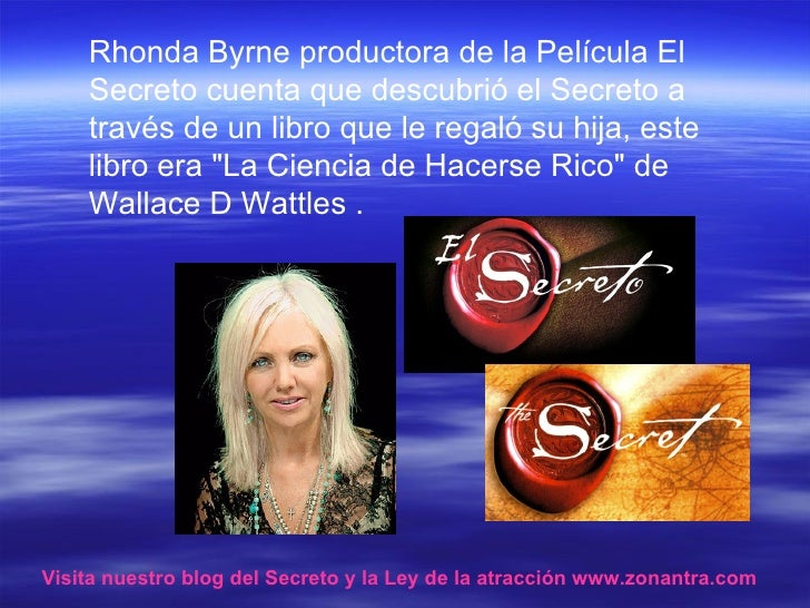 le secret pdf rhonda byrne