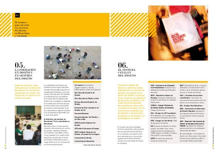 El sector del dise o en barcelona for Estudiar interiorismo barcelona