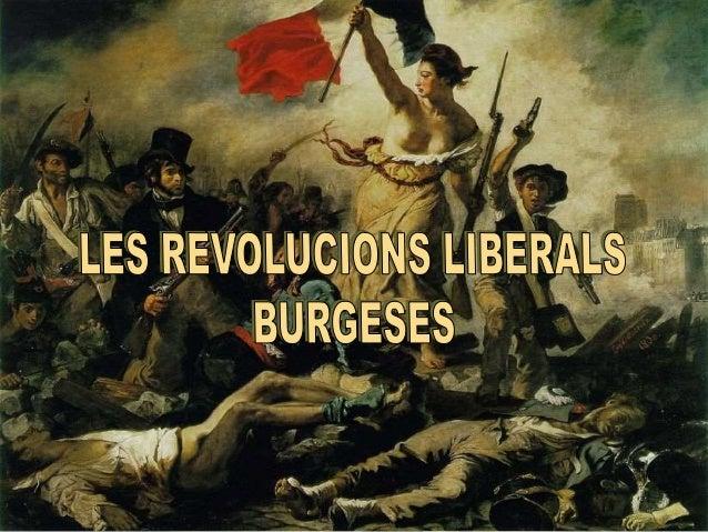 Índex 1.- Introducció: Liberalisme i Absolutisme 2.- La Revolució Francesa (1789-1799) 3.- L'Època Napoleònica (1799 -1815...