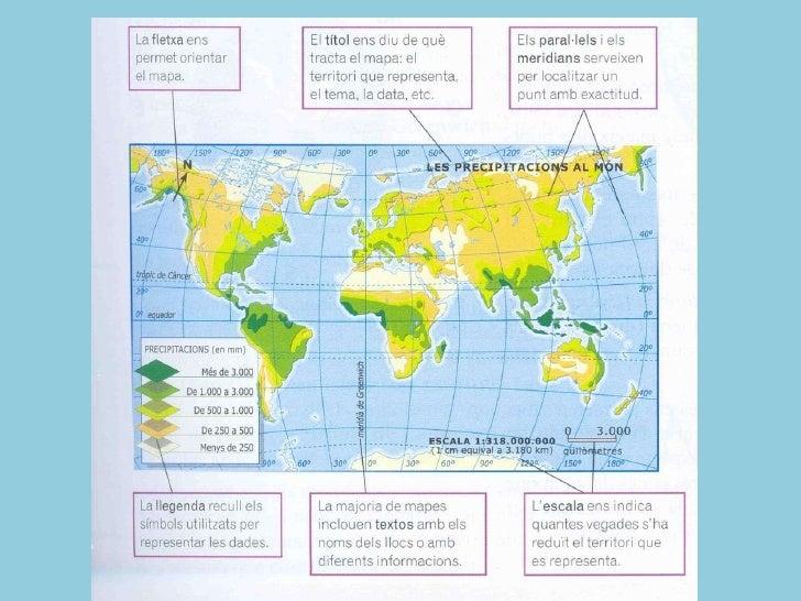 Els elements d'un mapa Slide 2