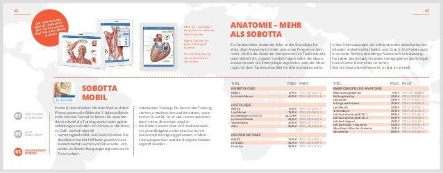 Katalog für Medizinstudenten - 2013/2014