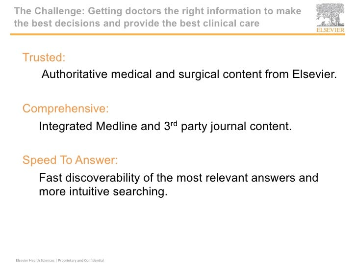 Elsevier Smart Content LDR SemTech 2012