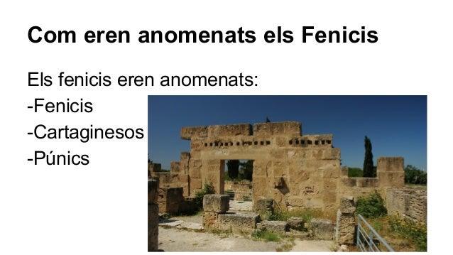 Els fenicis Slide 2