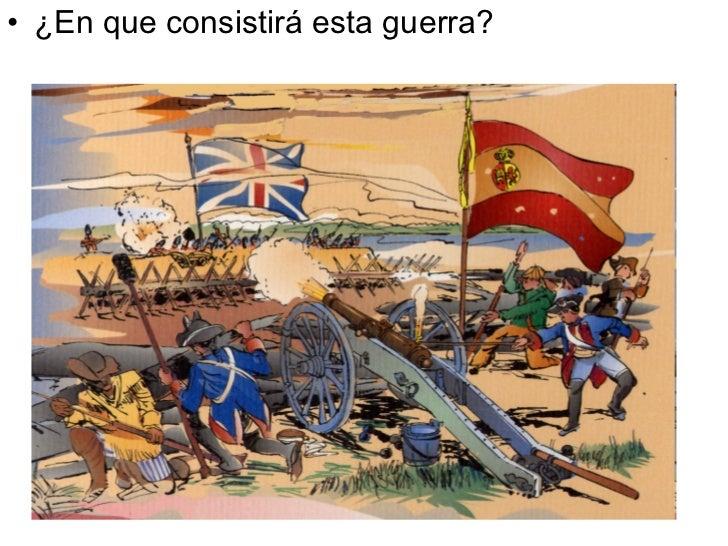 <ul><li>¿En que consistirá esta guerra? </li></ul>