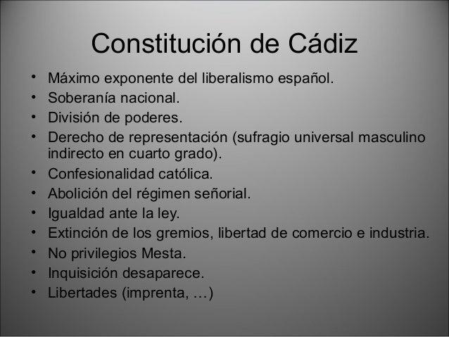 Las Cortes de Cádiz Oratorio de San Felipe Neri, sede de las Cortes de Cádiz