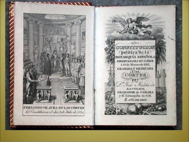La quiebra del absolutismo (1823-1833)