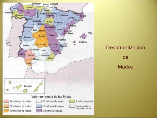 Ramón Mª Narváez y Campos • Militar moderado, echó a Espartero, gobernó entre 1844- 1854 y de forma ininterrumpida entre 1...