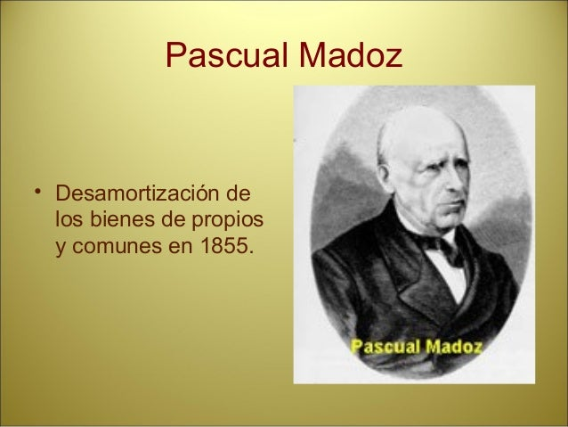 Leopoldo O´Donnell • Militar, fundó el partido Unión Liberal (centrista). Gobernó de forma ininterrumpida entre 1854-67.
